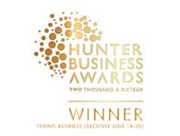 Hunter Business Awards 2016 Winner