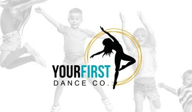YFDC Your First Dance Co Logo Design